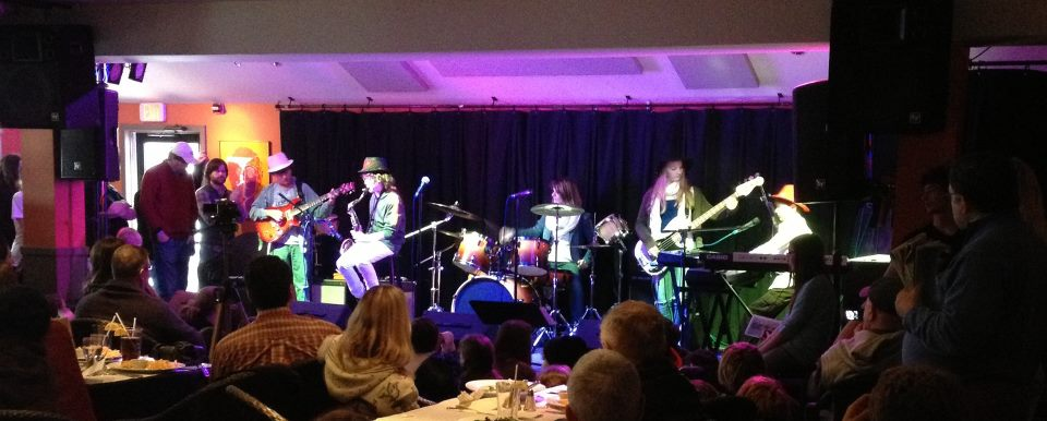 Feb. 16, 2013   School of Rock Performance at The Blu Parrot