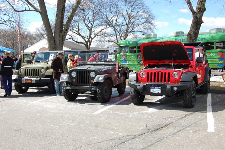 Touch-A-Truck Touches Down in Westport Again