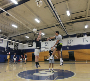 Bump, Set, Spike The Boys: Volleyball Team Gears Up For The Upcoming Season