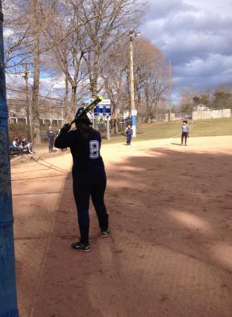 Softball Starts Preseason
