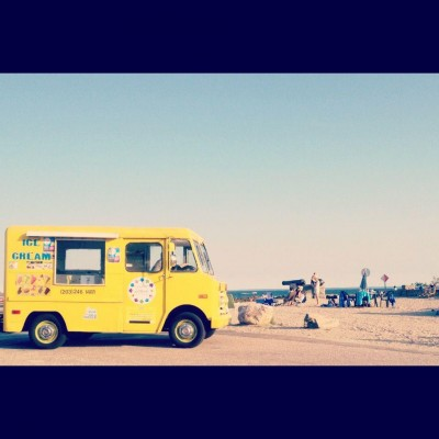 Back in Blue: Everybody Scream Ice Cream Truck Returns for Summer 2013