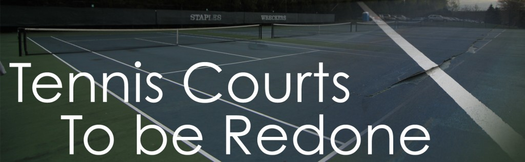 Tennis Courts to be Redone