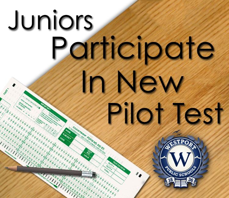 Juniors Pilot New Test