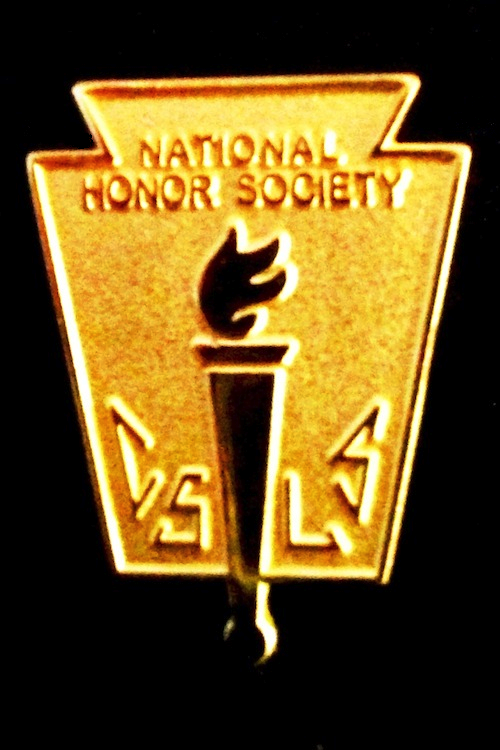 Forty-three students were inducted into the National Honor Society on May 25. The National Honor Society prizes students who display character, scholarship, leadership and service.