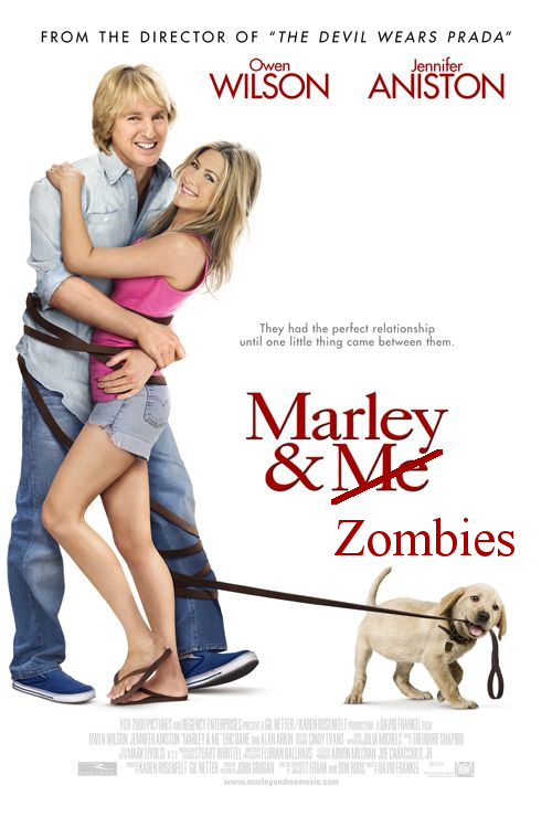 Five Movies That Would Be Better With Zombies