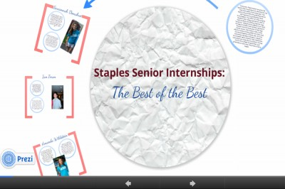 Staples Senior Internships
