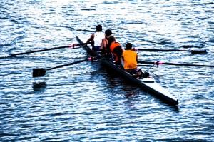 Row, Row, Row Our Boat