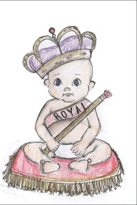 The Royal Baby is a Royal Pain