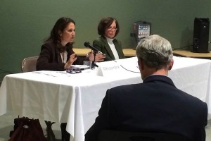 Selectman candidates debate environmental issues