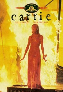 """""""Carrie"""" rises in theaters as King's classic book gets a modern rehashing"""