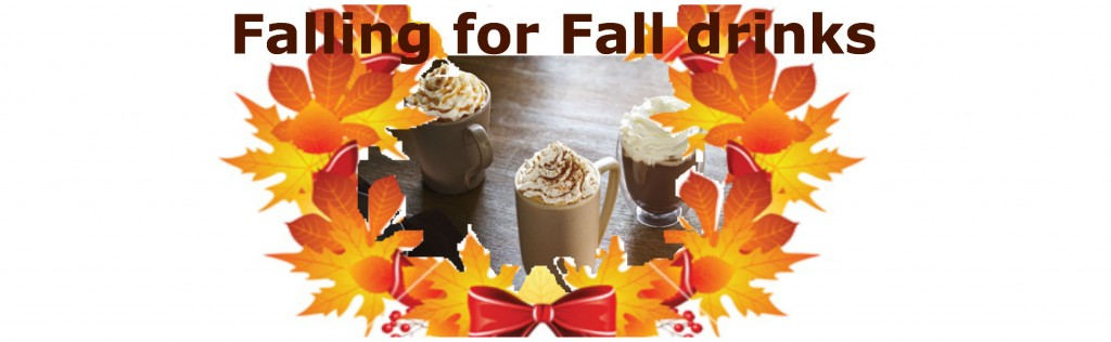 Falling in love with Fall drinks