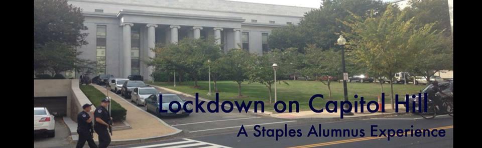 Staples alum on scene for Capitol Hill shooting