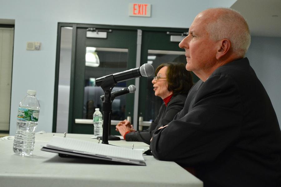 Selectman Candidates Debate at Staples