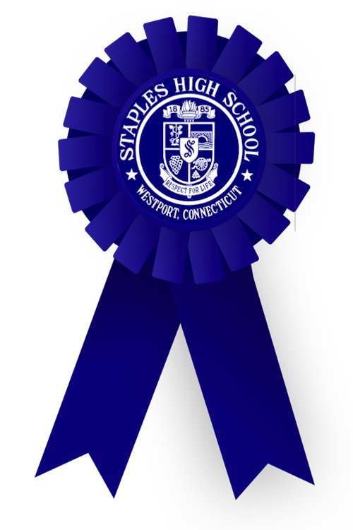 Staples named a Blue Ribbon school