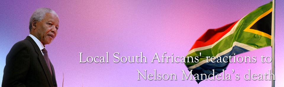 Mandela's legacy close to home