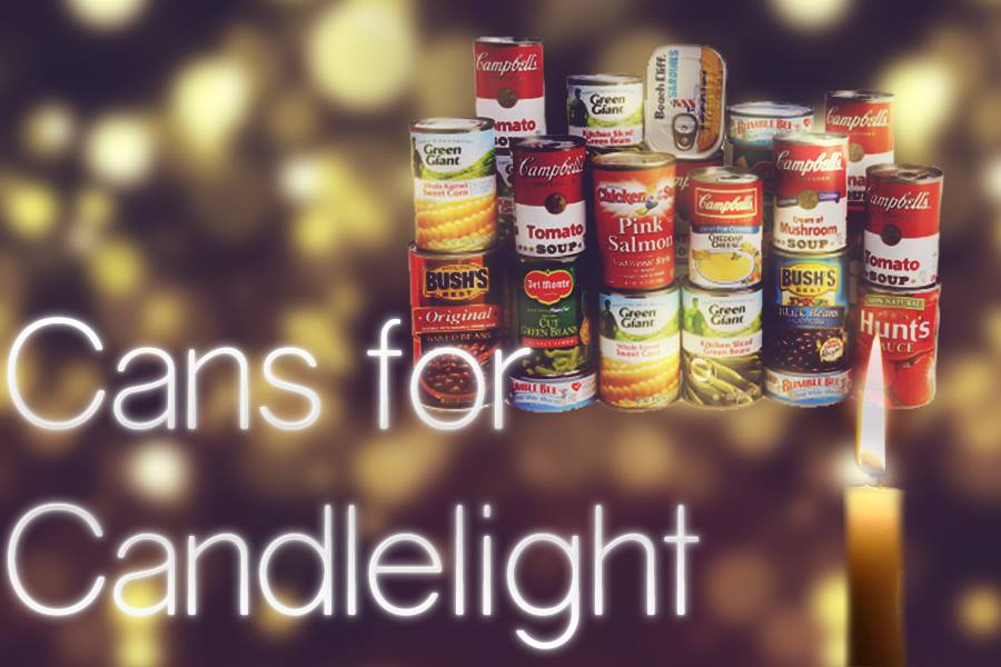 Staples displays holiday generosity with Cans for Candlelight