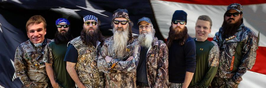 Duck Dynasty star can say what he wants, but still should respect others