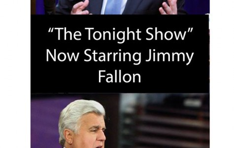 """Jimmy Fallon turns a new leaf for """"The Tonight Show"""""""
