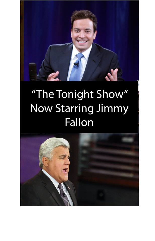 Jimmy Fallon turns a new leaf for