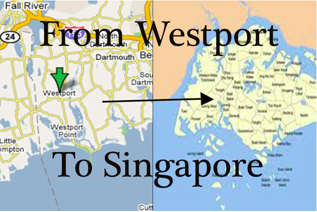 Staples sophomores sojourn to Singapore