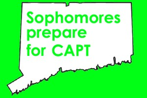 Sophomores prepare for CAPT