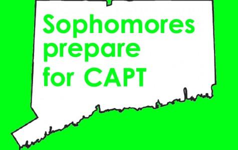 Sophomores prepare for CAPT