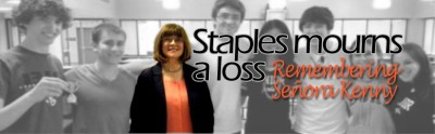 Staples remembers Donna Kenny