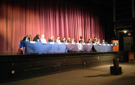 College Panel Night engages juniors in the college process