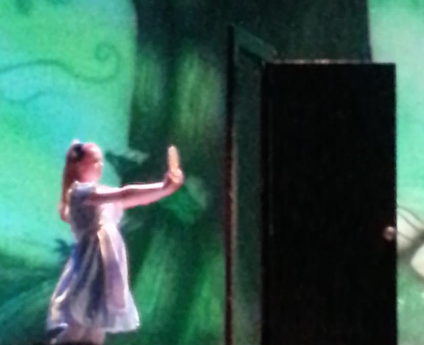 Westport Academys Alice in Wonderland slideshow