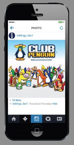 Students swap Webkinz for Snapchat