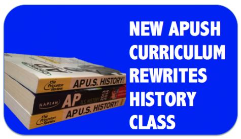 New APUSH curriculum rewrites history class