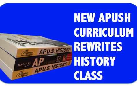New APUSH curriculum rewrites history class