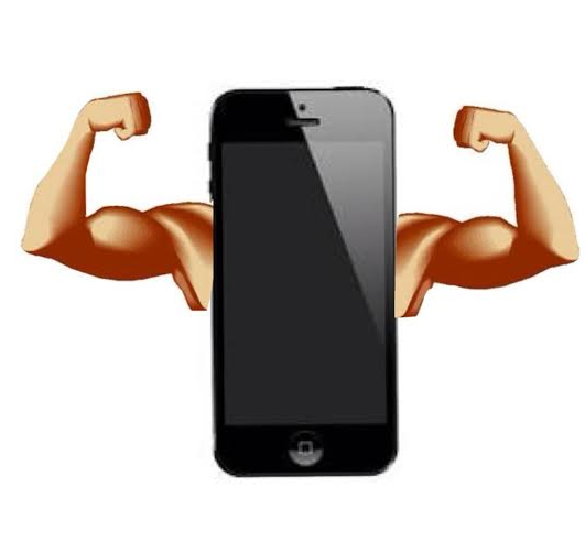 An iPhone of epic proportions