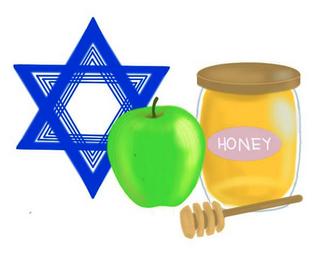 Celebrating the Jewish new year