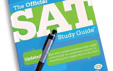 Sophomores struggle to prepare for new SAT