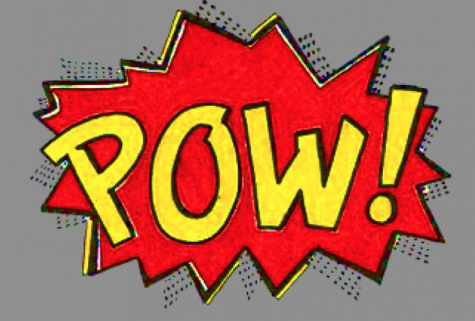 "Visual literacy puts the ""pow"" in English course"