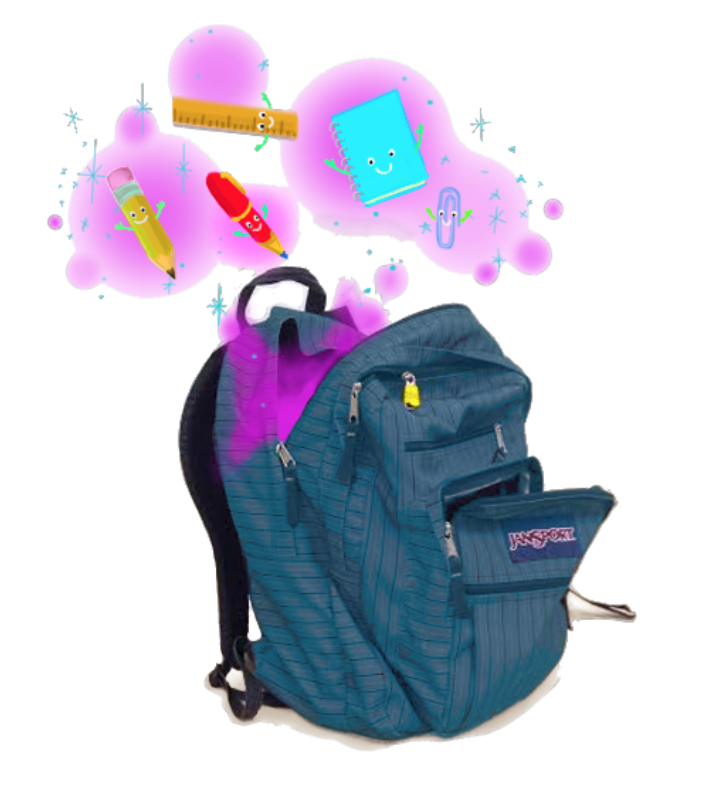 Students raid the other Staples for the most stylish school supplies