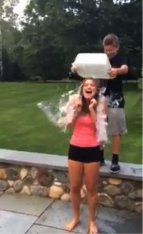 Five ice bucket challenges that make a splash