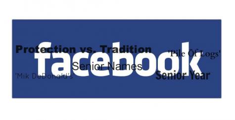 Seniors changing Facebook names