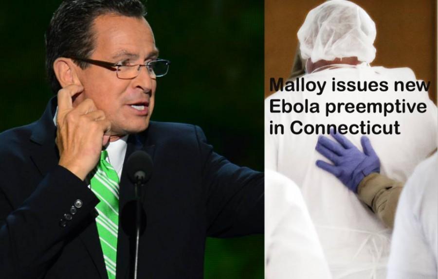New+Ebola+preventative+laid+down+in+CT++