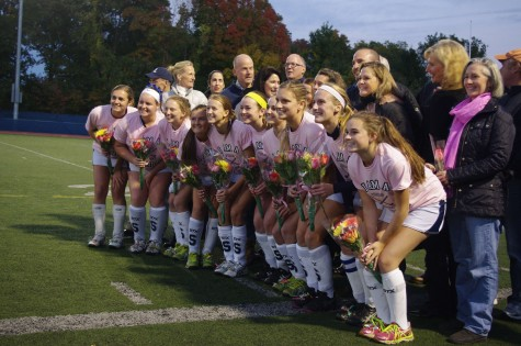 Staples field hockey drops tough loss to unbeaten Wilton on Senior Day
