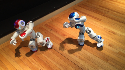 New robots to roam the Westport library halls