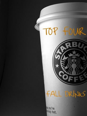 Top four coziest drinks for this fall from Starbucks