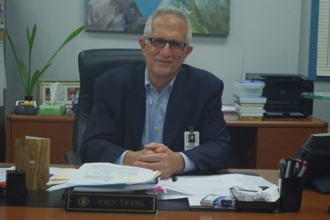 Principal Dodig honored for making Staples an accepting community