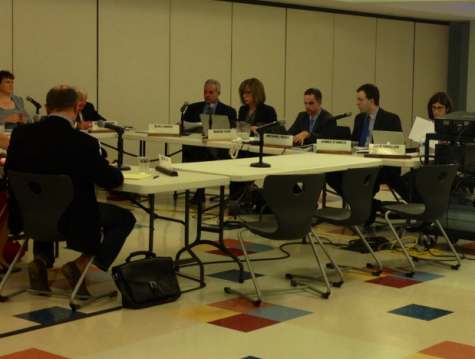 Curriculum changes and priorities control Board of Education meeting