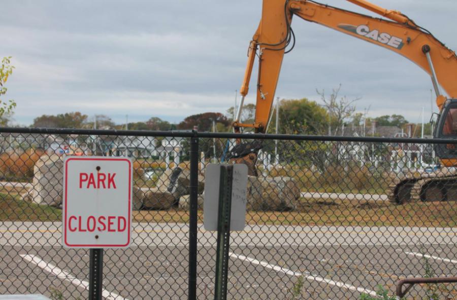 Compo beach renovates at expense of skate park