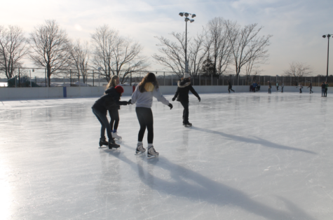 Skating at Longshore slides into Westporters' weekend plans