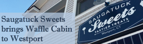 Saugatuck Sweets brings Waffle Cabin to Westport