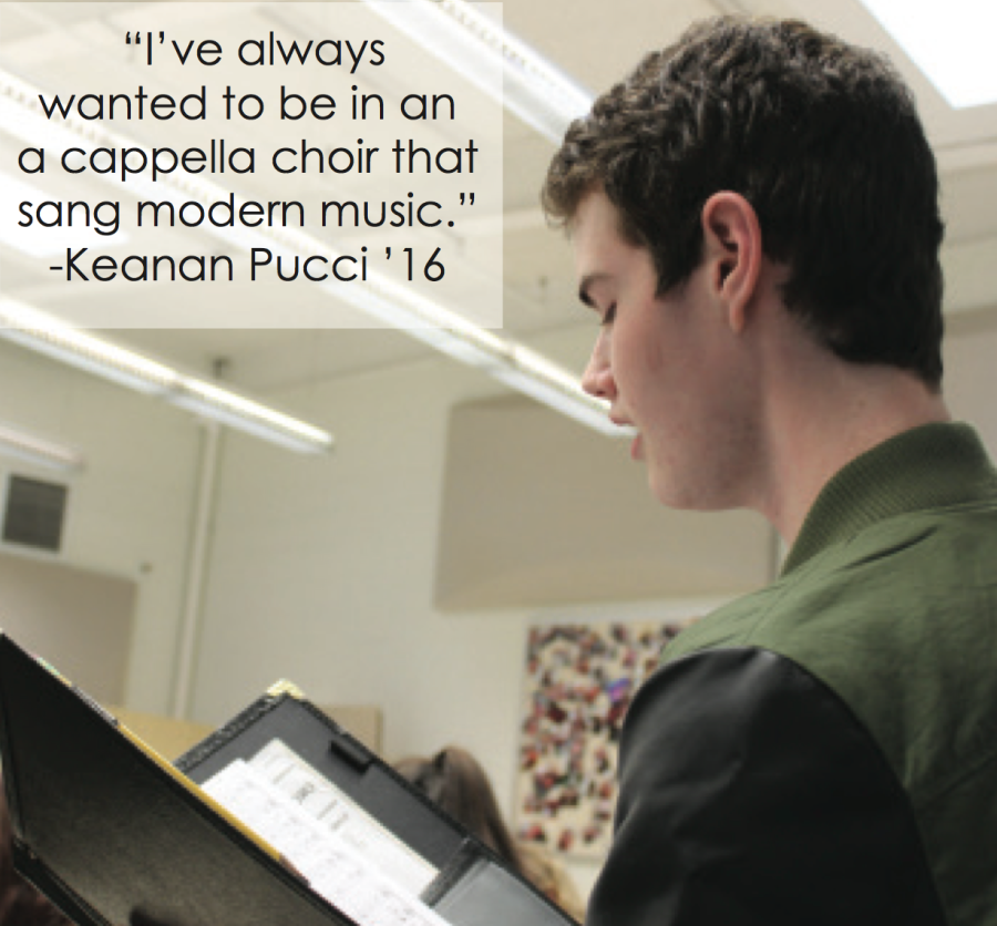 A Capella club brings glee to students