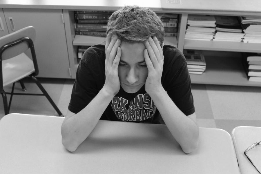 Multi-test mania makes students mad